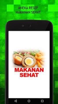Resep Makanan Sehat poster