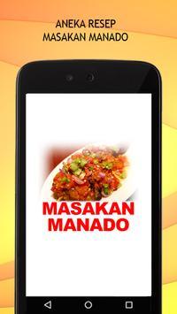 Resep Masakan Manado poster