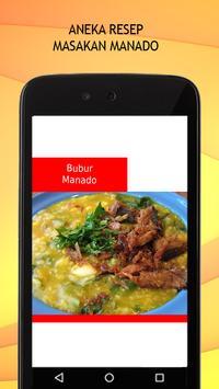 Resep Masakan Manado apk screenshot