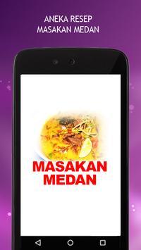 Resep Masakan Medan poster