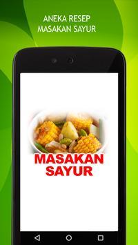Resep Masakan Sayur apk screenshot