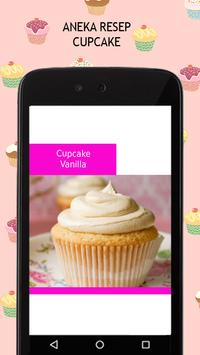 Resep Membuat Cupcake apk screenshot