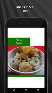 Resep Bakso apk screenshot