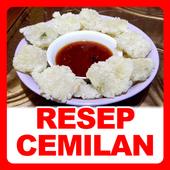 Resep Cemilan icon