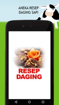 Resep Daging Sapi poster