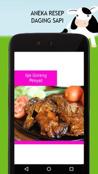 Resep Daging Sapi apk screenshot