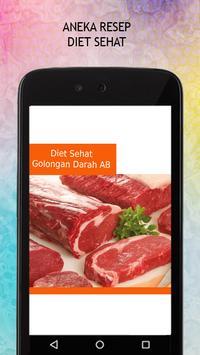 Resep Diet Sehat apk screenshot