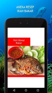 Resep Ikan Bakar apk screenshot
