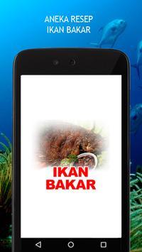 Resep Ikan Bakar poster