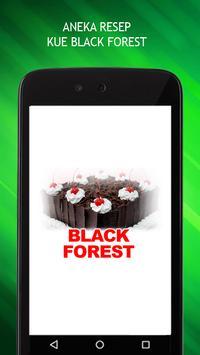 Resep Kue Black Forest apk screenshot