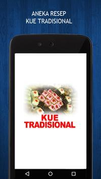Resep Kue Tradisional poster