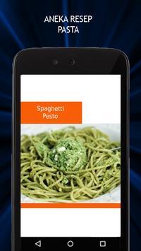 Resep Pasta apk screenshot