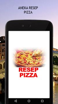 Resep Pizza poster