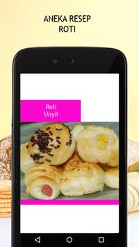Resep Roti apk screenshot
