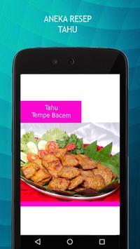 Resep Tahu apk screenshot