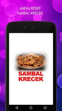 Sambal Goreng Krecek poster
