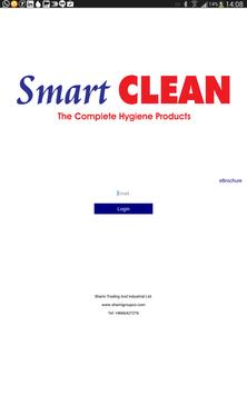 Smart Clean Catalog poster