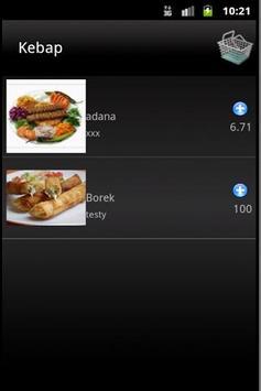 Matrix Restaurant apk screenshot