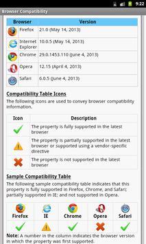 CSS3 Pro Free apk screenshot
