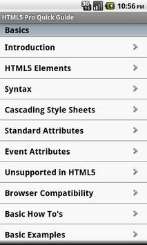 HTML5 Pro Free poster