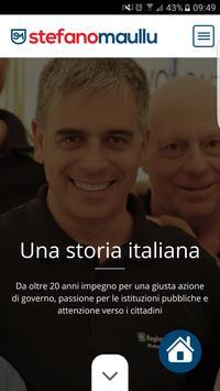 Maullu Stefano poster