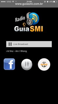 Rádio Guia SMI apk screenshot