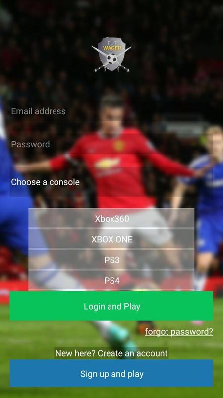 Fut Wager Download Iphone Free