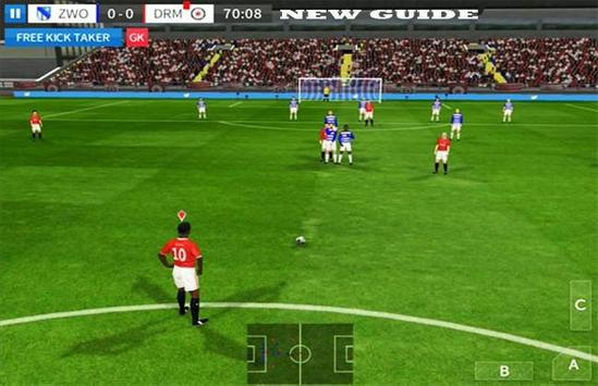 Dream League Soccer New Guide poster