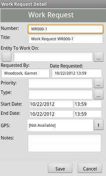 Avantis CMMS apk screenshot