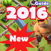 New Guide Clash of Clans icon
