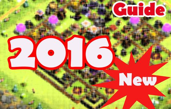 New Guide Clash of Clans poster