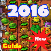 New Guide Plants vs. Zombies icon