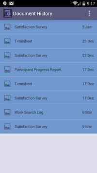 MAXIMUS Workforce Center apk screenshot