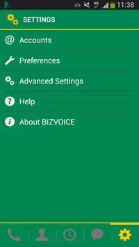Maxis BizVoice apk screenshot