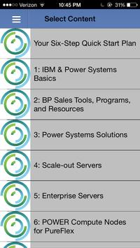IBM Power Systems BP Guide apk screenshot