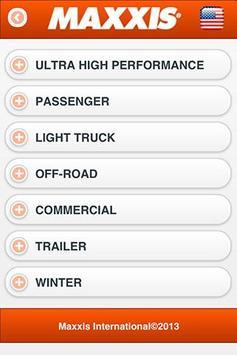Maxxis Automotive Tires apk screenshot