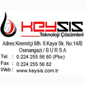 KEYSİS apk screenshot