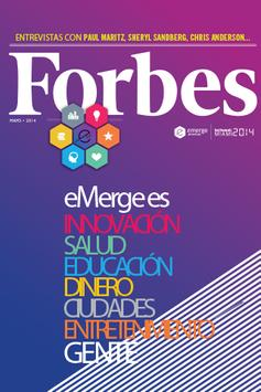 Forbes Emerge Americas poster