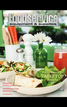 Foodservice Equipment&Supplies poster