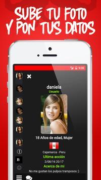 Habla Pulpin! - Chat Perú apk screenshot