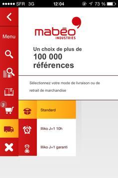 Mabéo Direct poster
