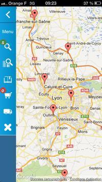 Téréva Direct apk screenshot