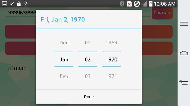 Message Valet apk screenshot