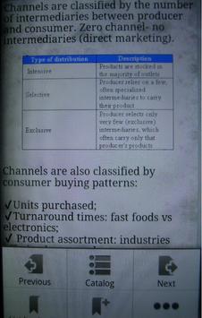 Marketing @ Mobile MBA apk screenshot