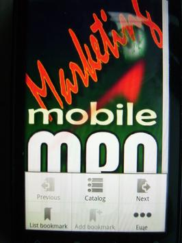 Marketing @ Mobile MBA poster