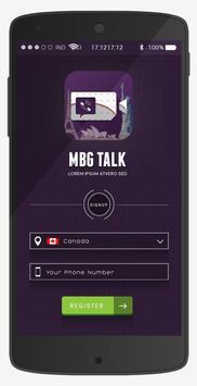 MBG poster