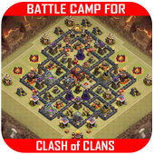 Battle Camp for COC icon