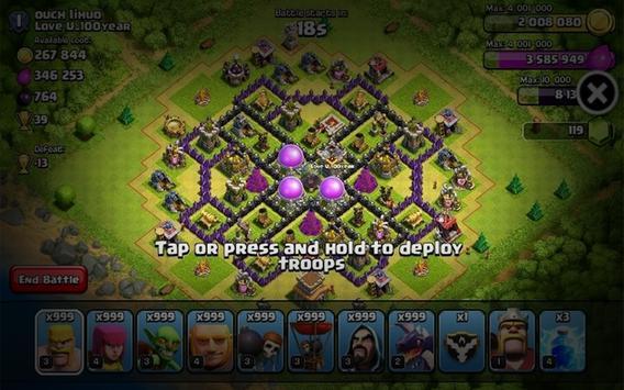 Battle Camp for COC apk screenshot