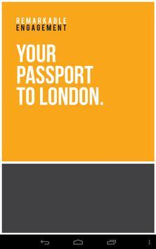 Passport To London apk screenshot