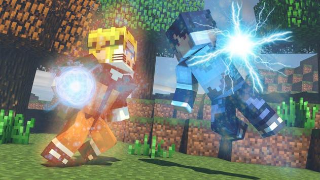 Anime Skins for Minecraft PE apk screenshot